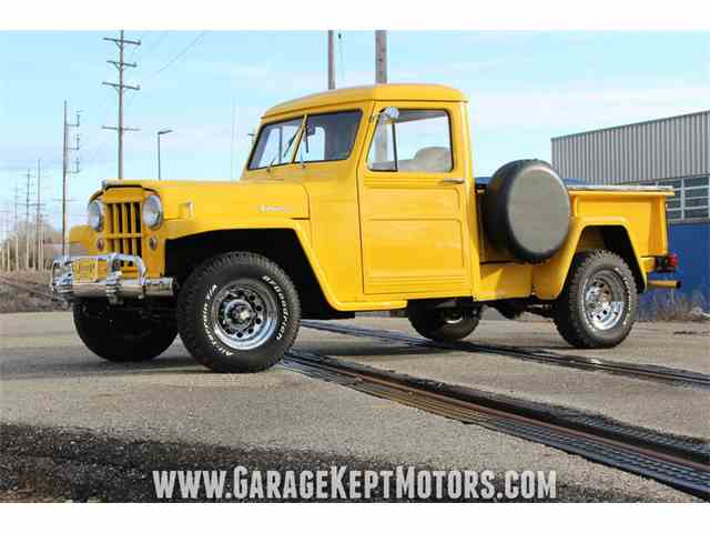 Picture of '54 Jeep located in Michigan - $26,900.00 - NCQV