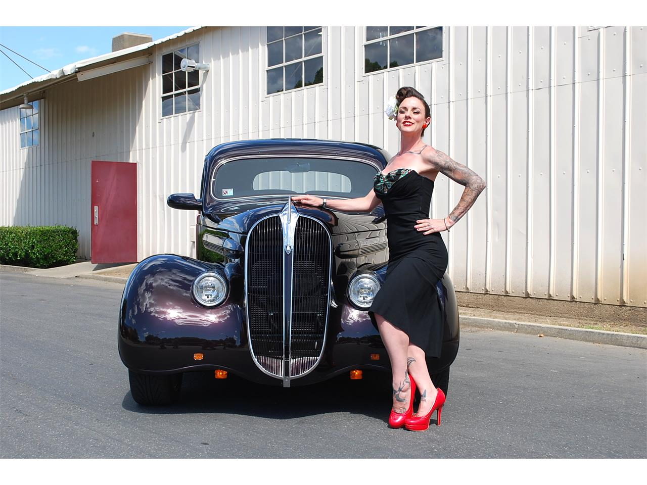 Large Picture of 1937 Business Coupe - $70,000.00 - NCRS
