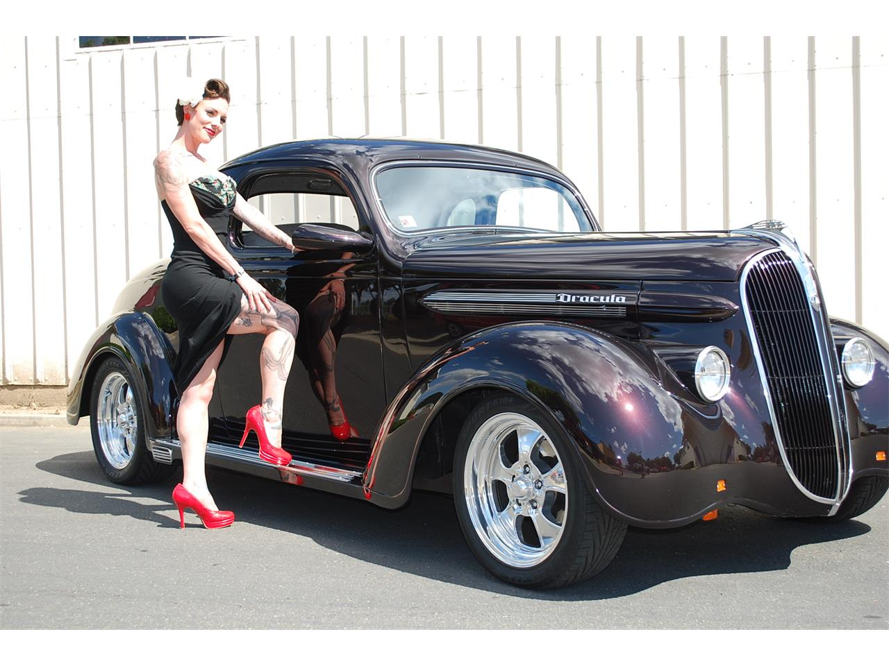 Large Picture of Classic '37 Business Coupe - $70,000.00 Offered by a Private Seller - NCRS