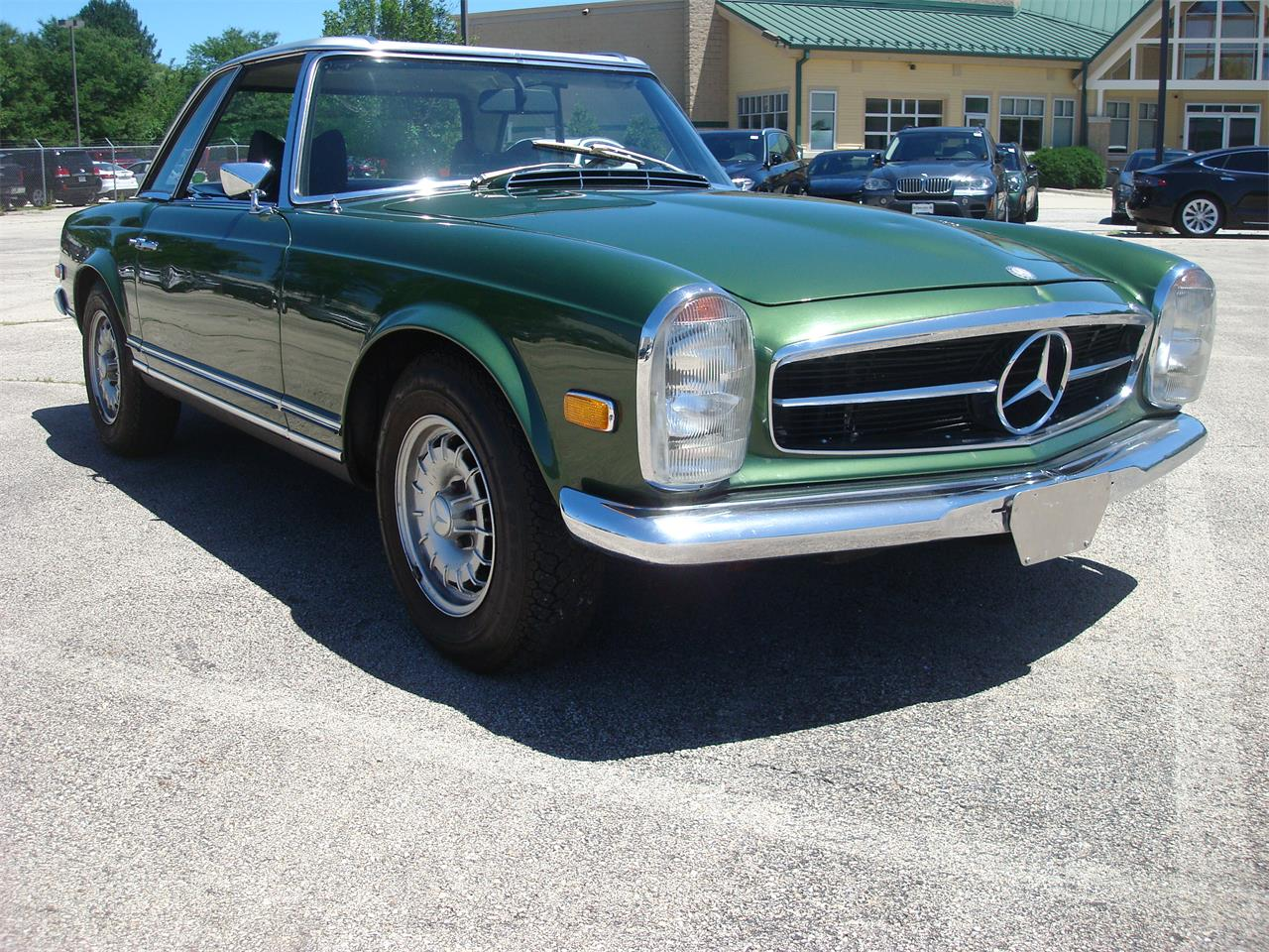 Large Picture of Classic '69 280SL located in Illinois - NCRY