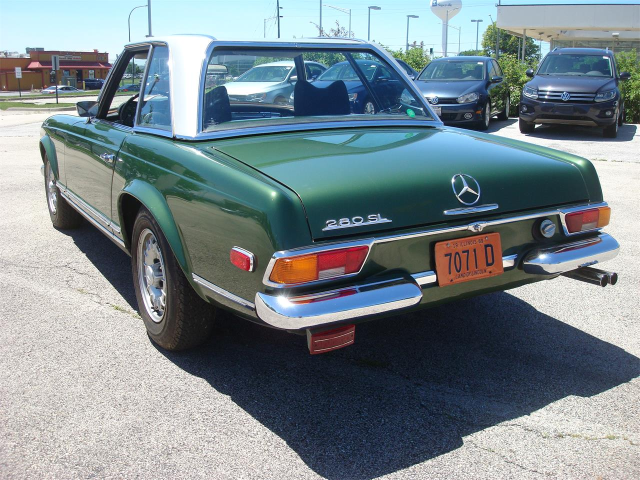 Large Picture of '69 280SL - $105,000.00 - NCRY