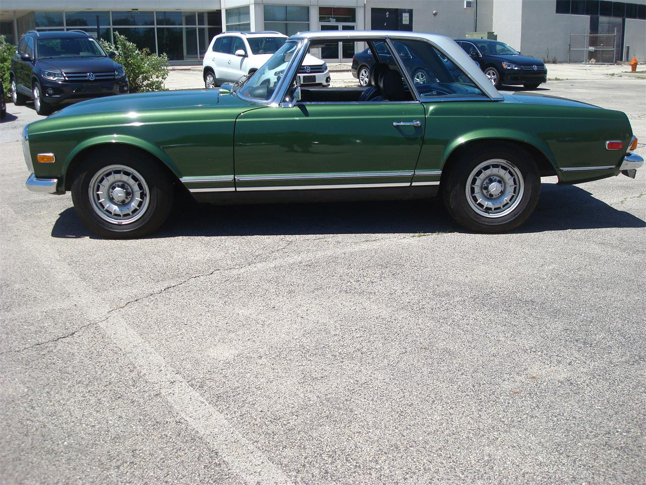 Large Picture of Classic '69 280SL located in Illinois - $105,000.00 Offered by Naperville Auto Haus - NCRY