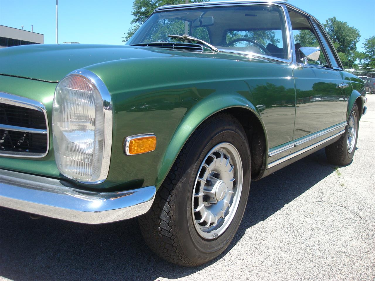 Large Picture of '69 280SL located in Illinois - $105,000.00 Offered by Naperville Auto Haus - NCRY