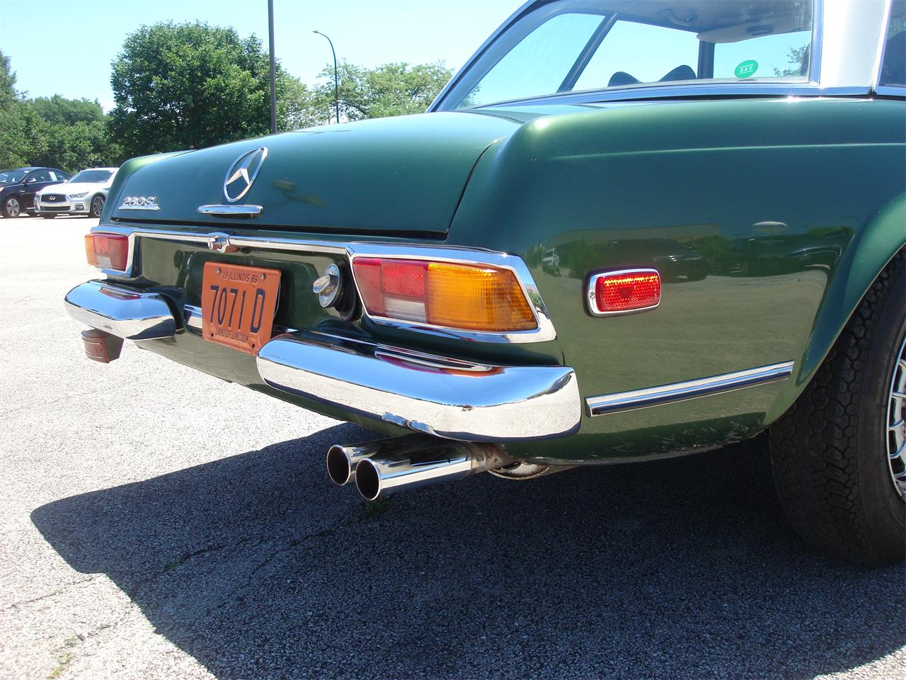 Large Picture of '69 Mercedes-Benz 280SL Offered by Naperville Auto Haus - NCRY