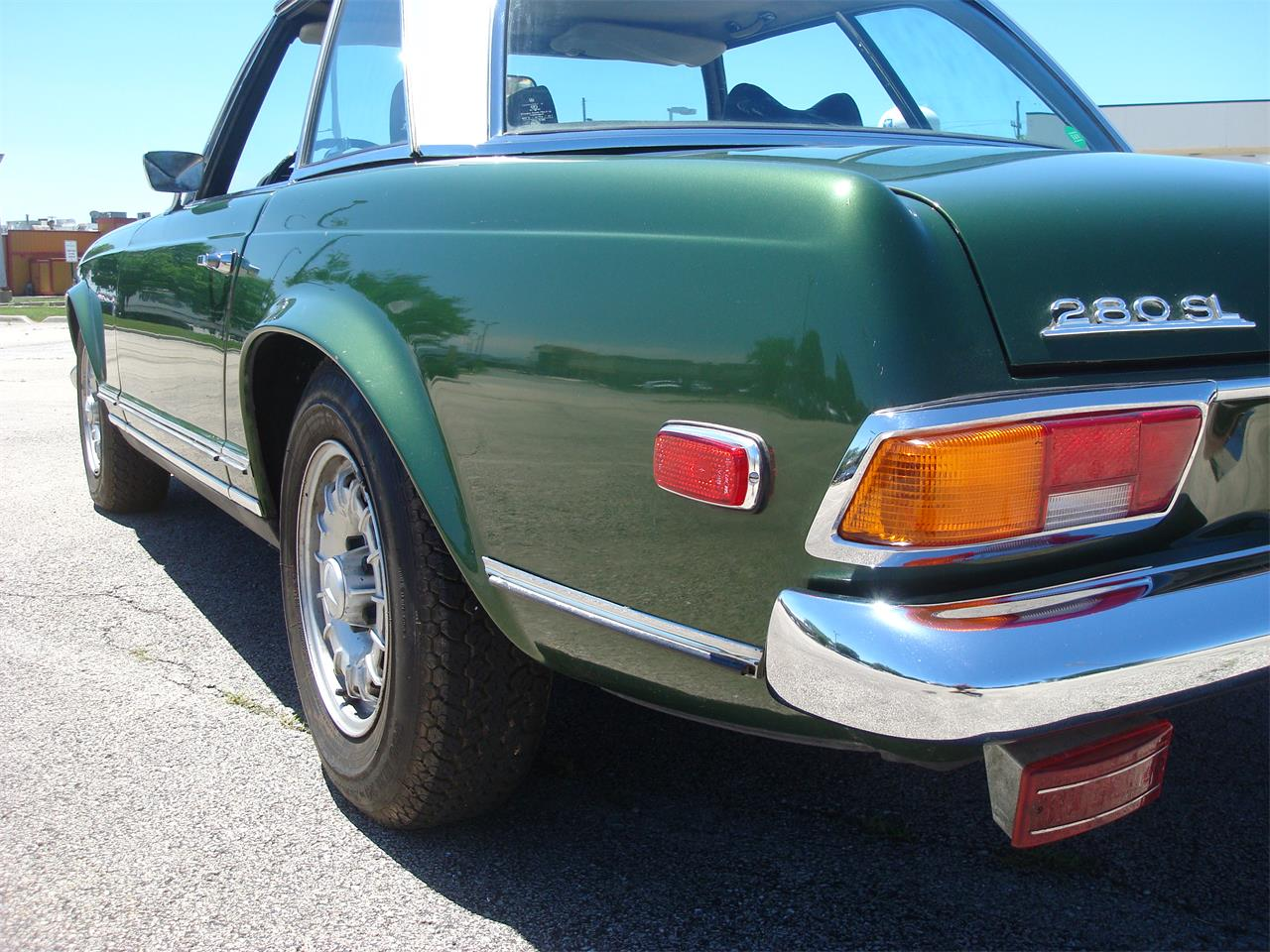 Large Picture of 1969 280SL located in Illinois - NCRY
