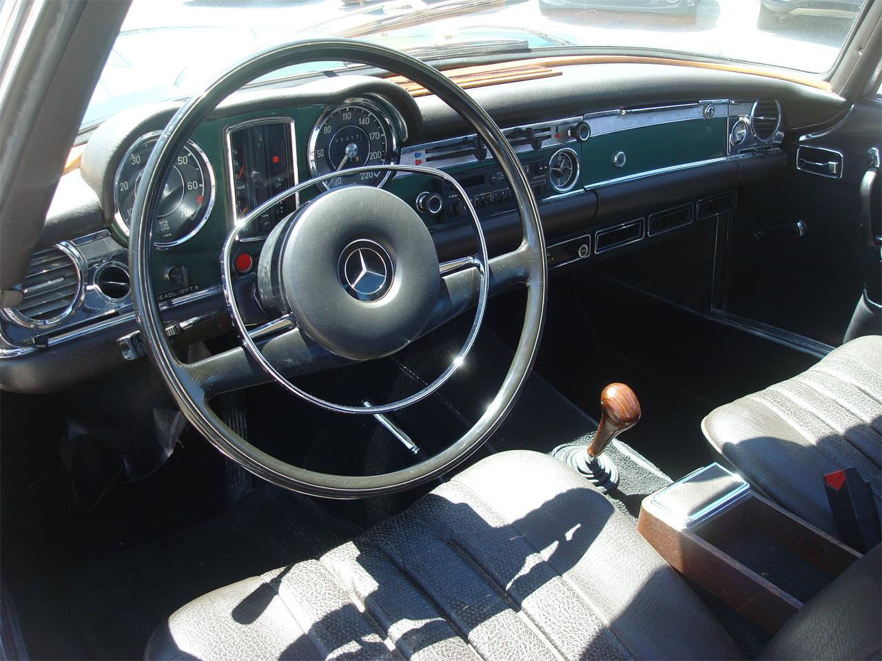 Large Picture of Classic 1969 Mercedes-Benz 280SL - $105,000.00 - NCRY