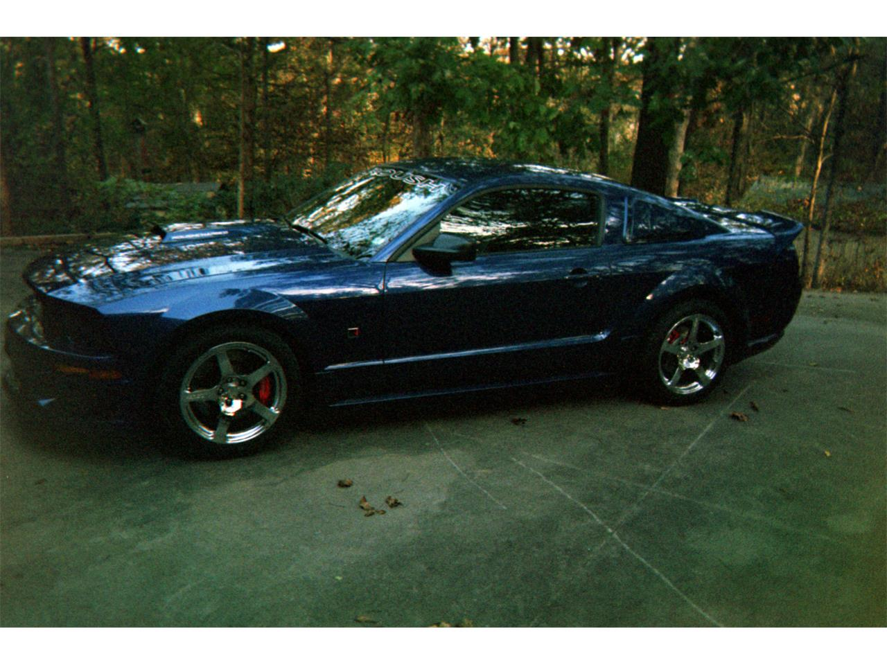 2007 Ford Mustang Roush For Sale Classiccars Com Cc 1089654