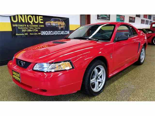Picture of '00 Mustang - N62V