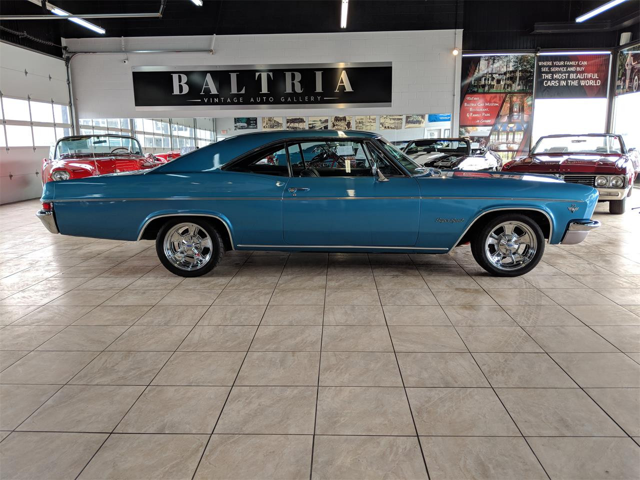 Large Picture of Classic '66 Chevrolet Impala SS located in Illinois - $32,900.00 - N62W