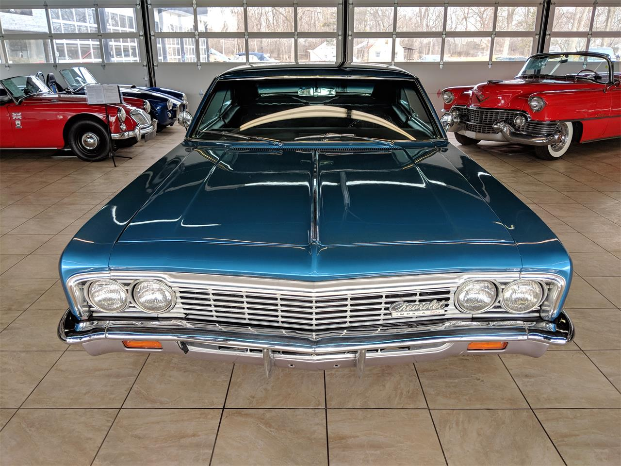 Large Picture of Classic 1966 Impala SS - N62W