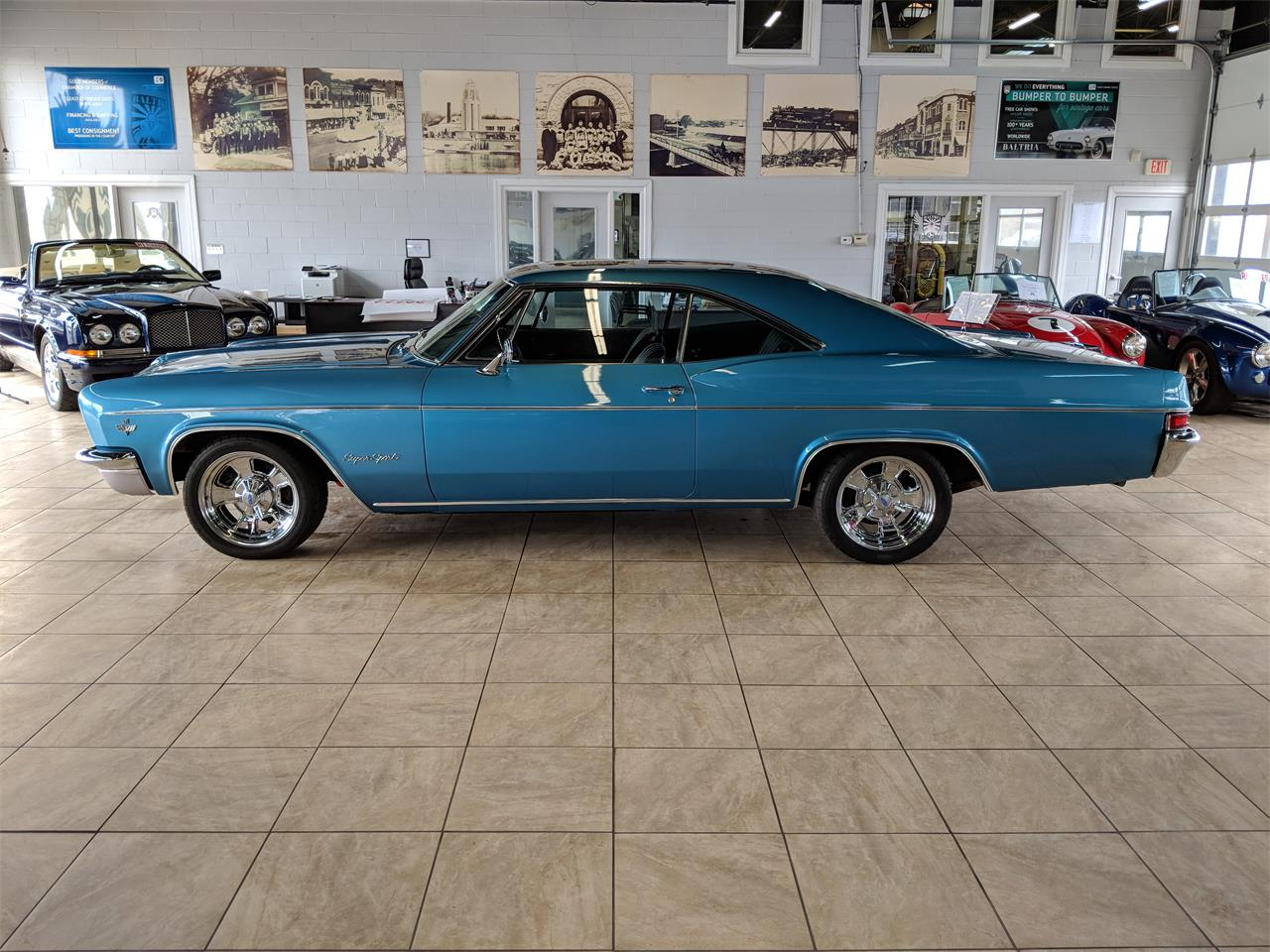 Large Picture of 1966 Chevrolet Impala SS Offered by Baltria Vintage Auto Gallery - N62W