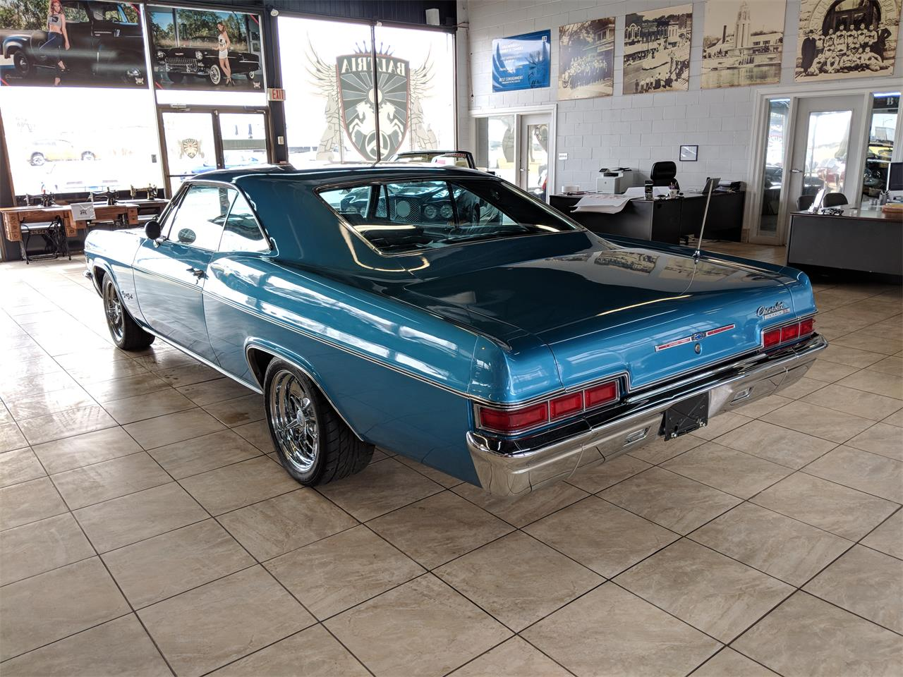 Large Picture of Classic 1966 Impala SS - $32,900.00 Offered by Baltria Vintage Auto Gallery - N62W
