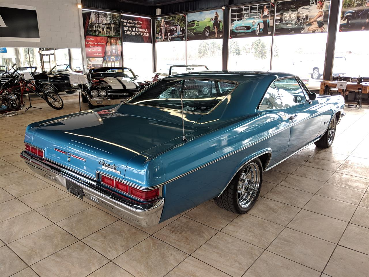 Large Picture of Classic '66 Chevrolet Impala SS located in Saint Charles Illinois - N62W