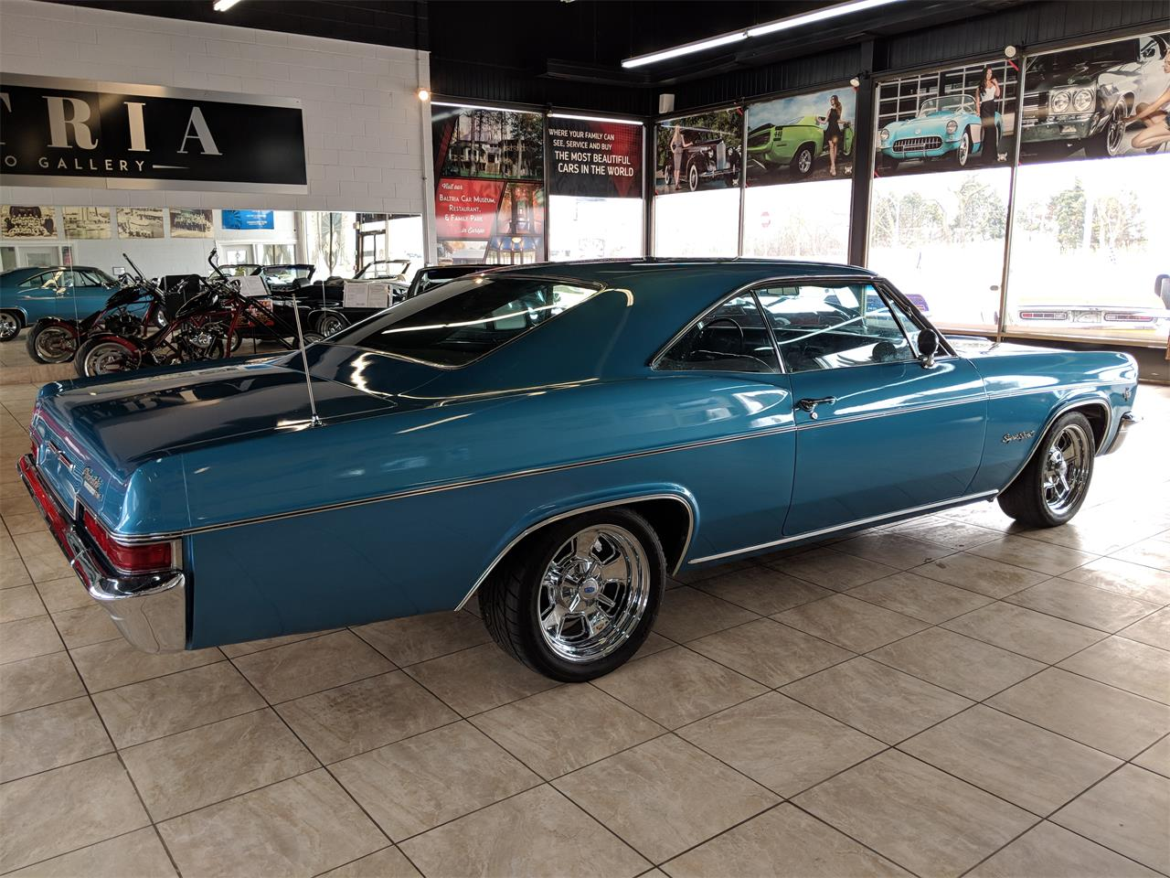 Large Picture of Classic 1966 Chevrolet Impala SS - $32,900.00 Offered by Baltria Vintage Auto Gallery - N62W
