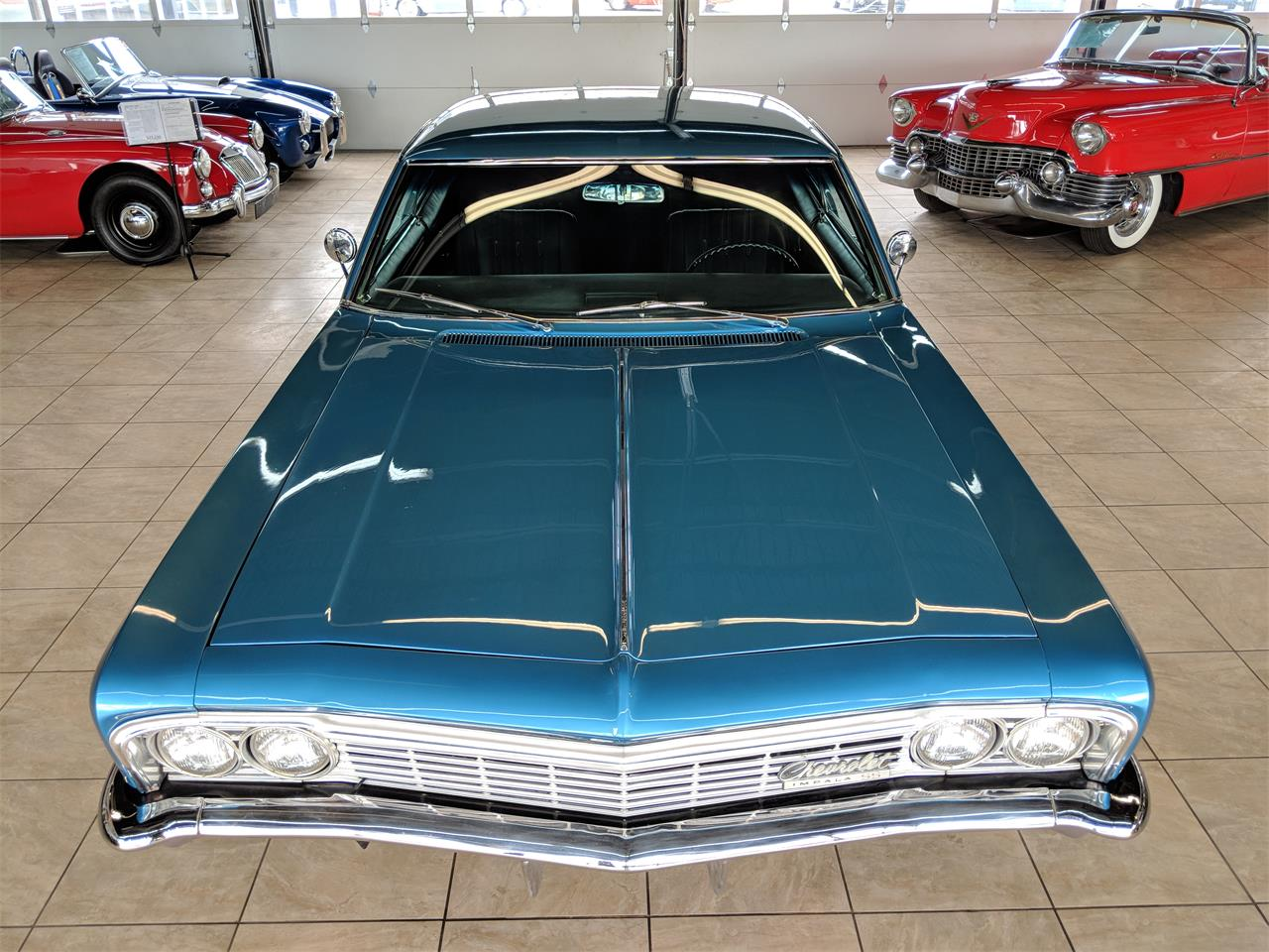 Large Picture of '66 Impala SS - N62W