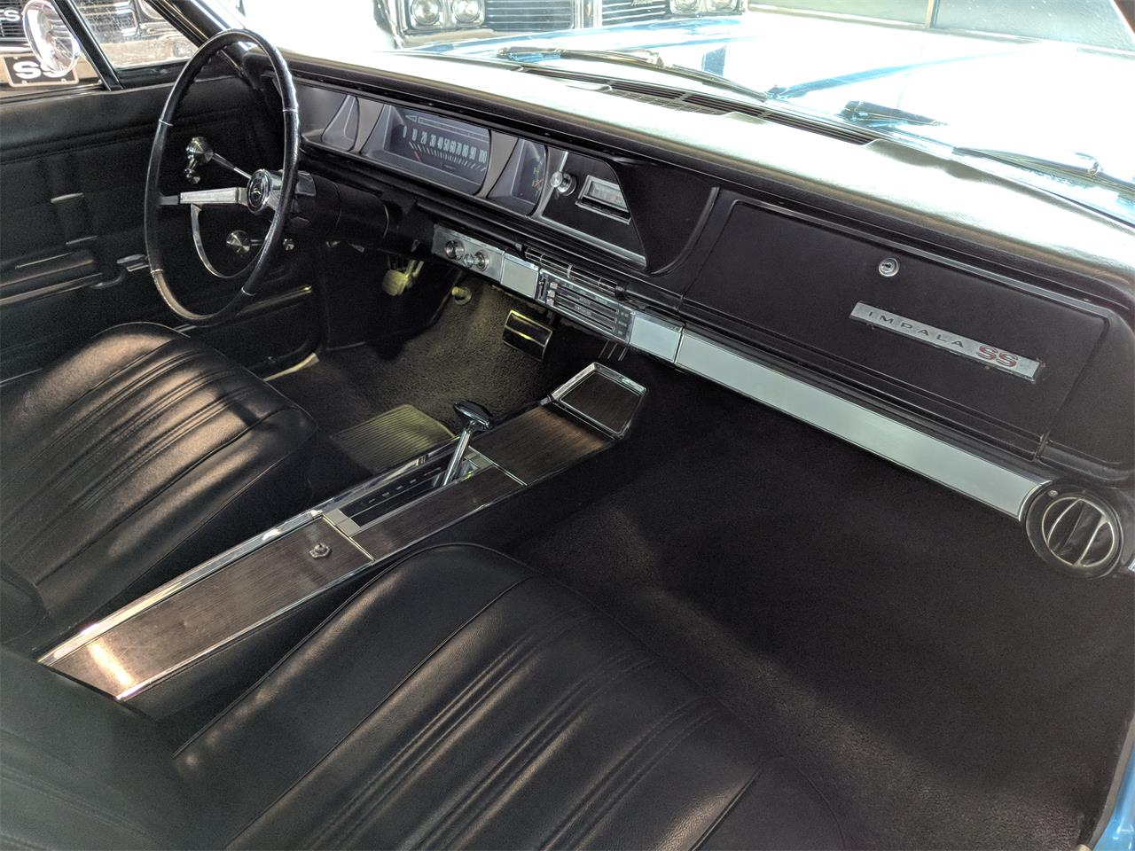 Large Picture of Classic '66 Chevrolet Impala SS Offered by Baltria Vintage Auto Gallery - N62W