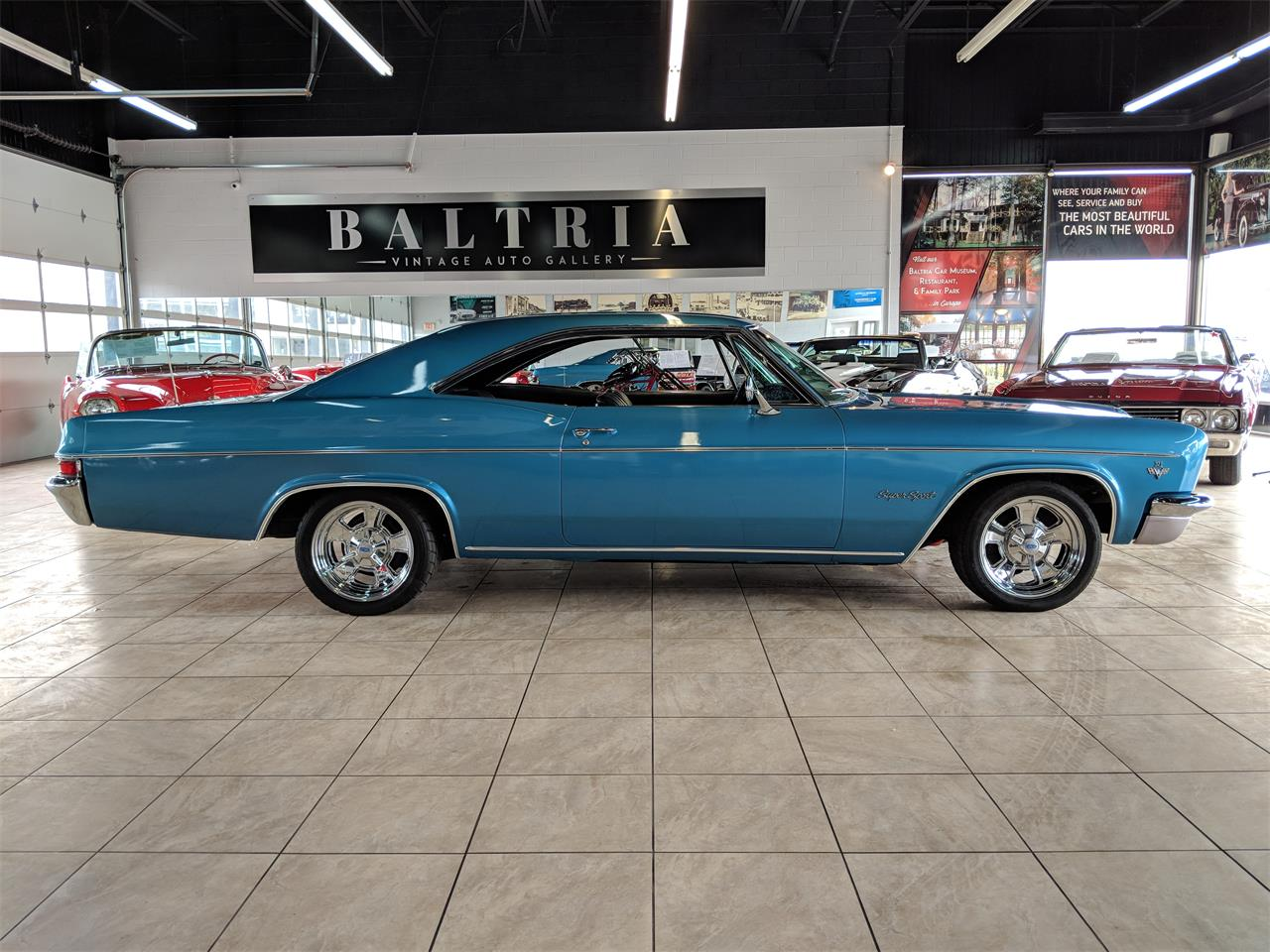Large Picture of 1966 Chevrolet Impala SS - N62W