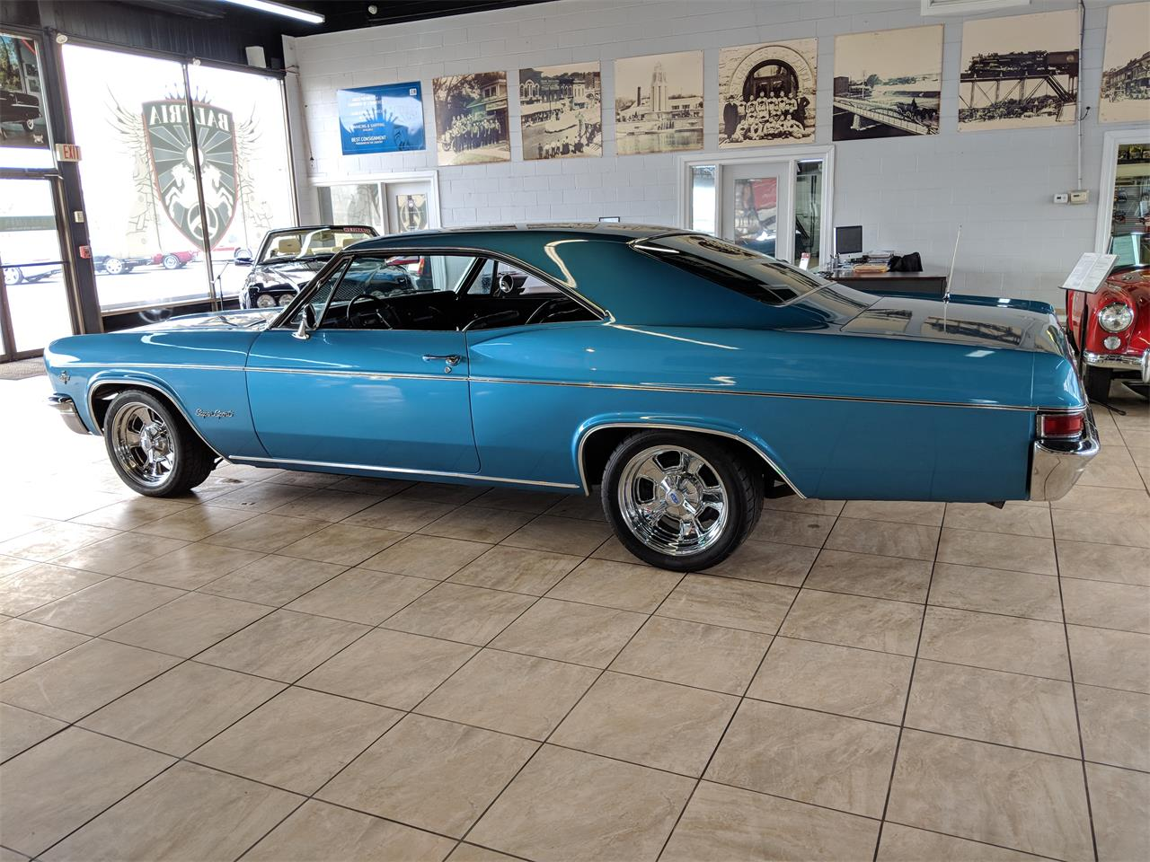 Large Picture of '66 Impala SS located in Illinois Offered by Baltria Vintage Auto Gallery - N62W