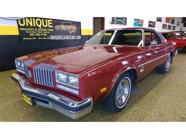 Picture of '76 Cutlass - N62X