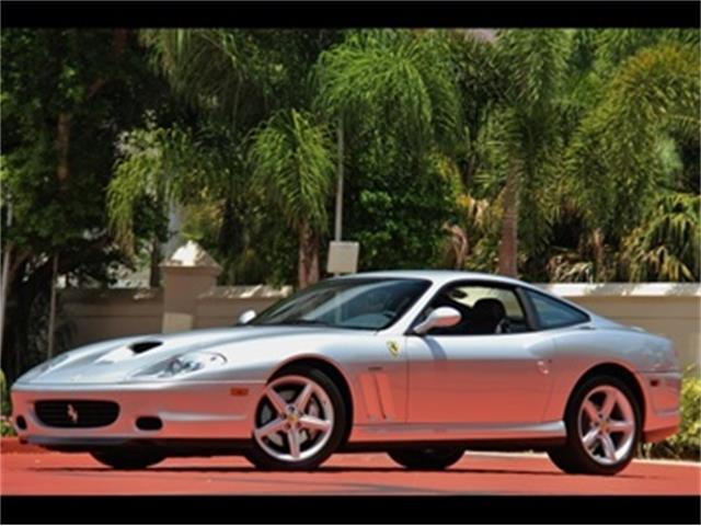 Picture of 2003 Ferrari 550 Maranello located in Florida - $114,000.00 Offered by a Private Seller - NCTA
