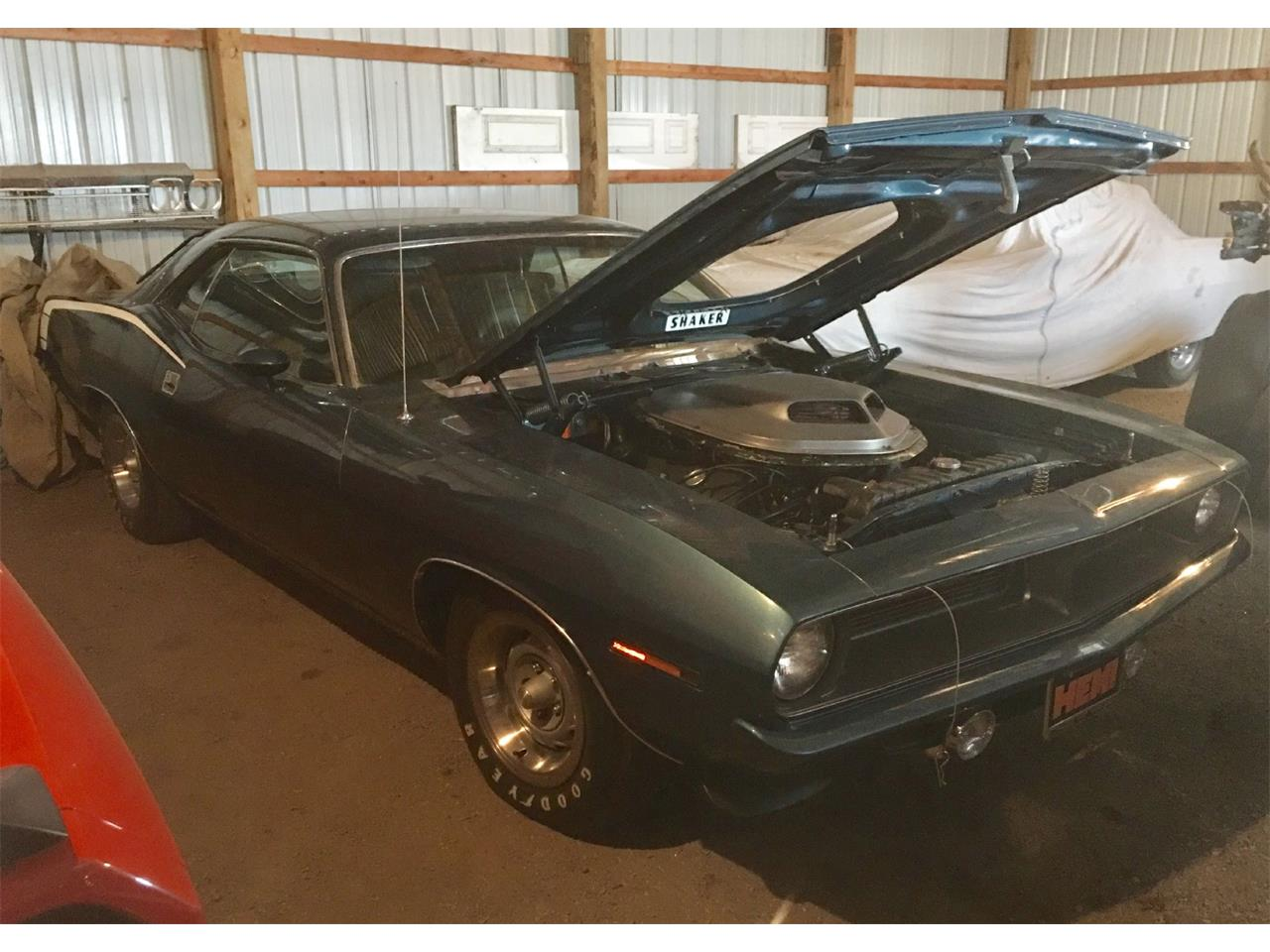 Large Picture of '70 Cuda - N5EP