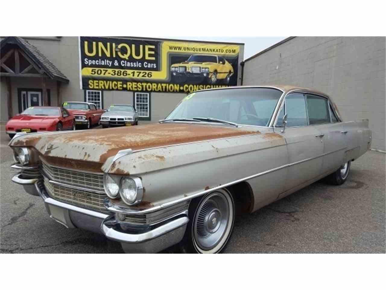 1963 Cadillac DeVille for Sale | ClicCars.com | CC-1080971
