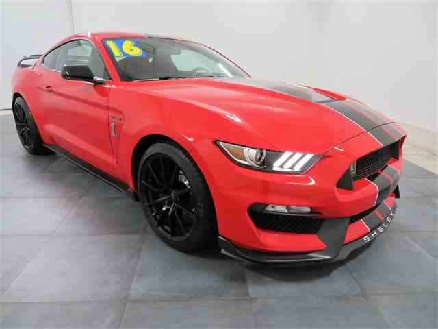 Picture of '16 Ford Mustang GT350 located in Illinois - $50,950.00 Offered by  - NCTQ