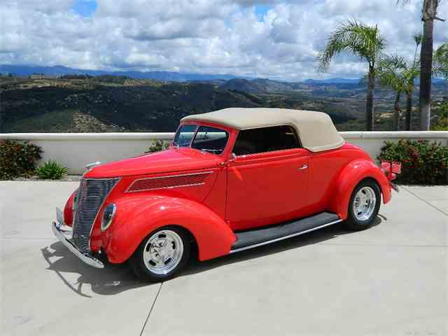 Picture of '37 Cabriolet - NCTV