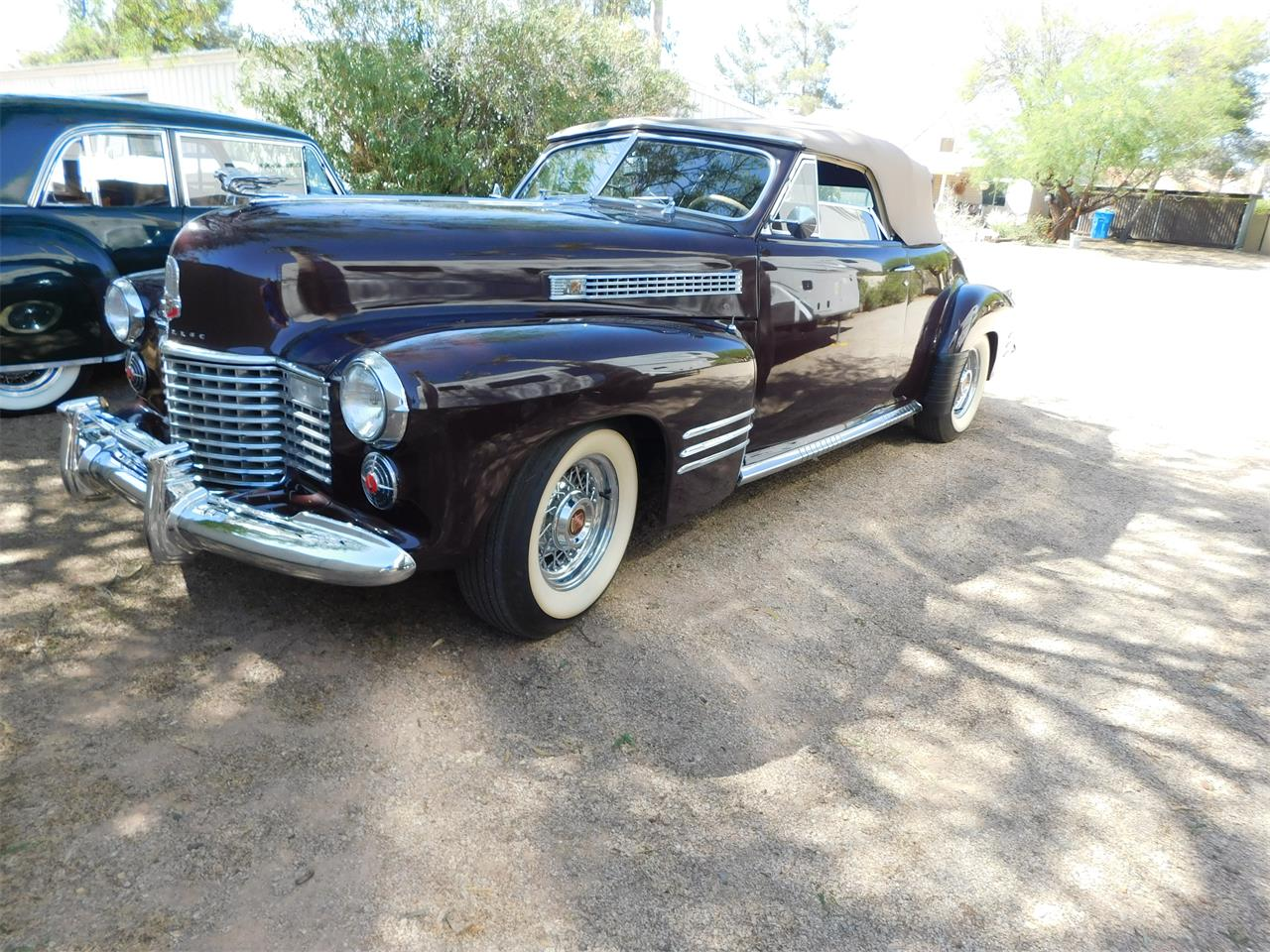 1941 Cadillac Convertible For Sale Classiccars Com Cc 1089719