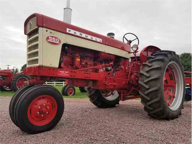 Picture of Classic 1959 560 located in Minnesota - N630