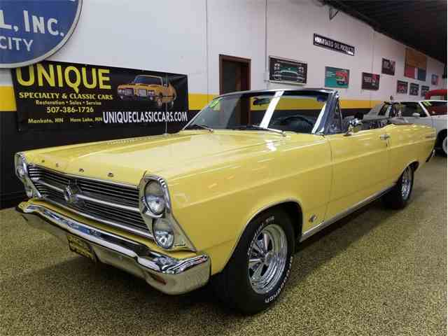 Picture of '66 Fairlane 500 - N632
