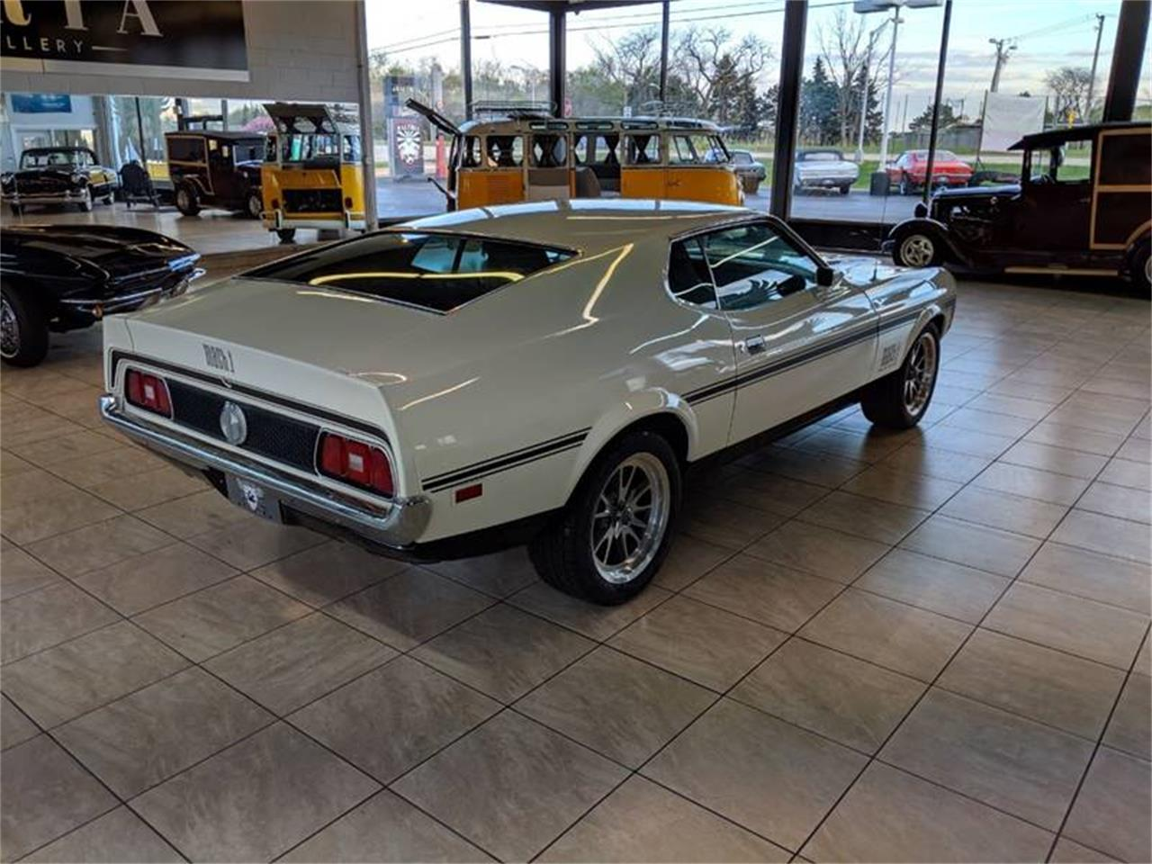 Large Picture of '71 Mustang - NCUL