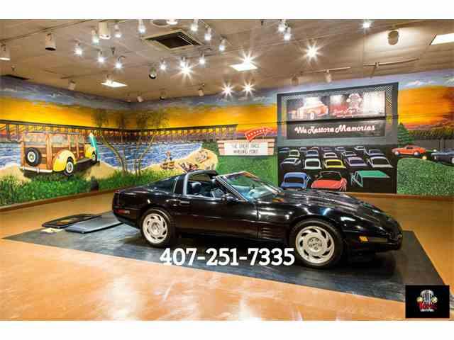 Picture of '91 Corvette - NCUM