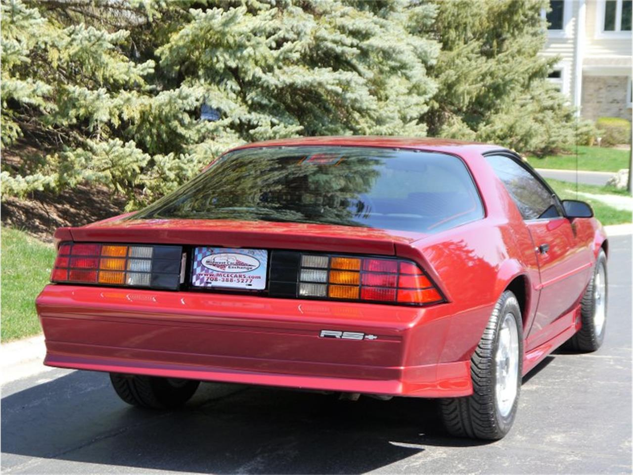 Large Picture of '91 Camaro - NCUY