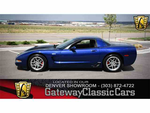 Picture of '04 Corvette - NCV5