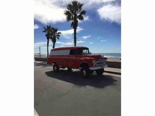 Picture of Classic 1957 Chevrolet Truck located in Cadillac Michigan Offered by  - NCV6