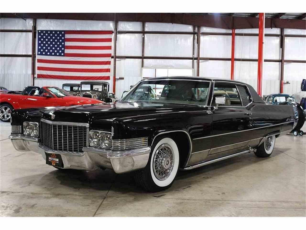 1970 Cadillac DeVille for Sale | ClicCars.com | CC-1089765