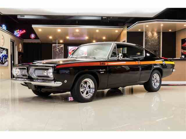 Picture of '68 Barracuda - NCVD