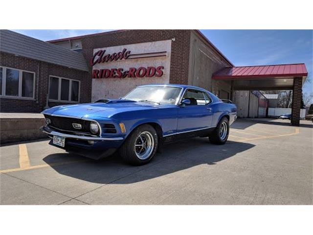 Picture of '70 Mustang Mach 1 - NCVN