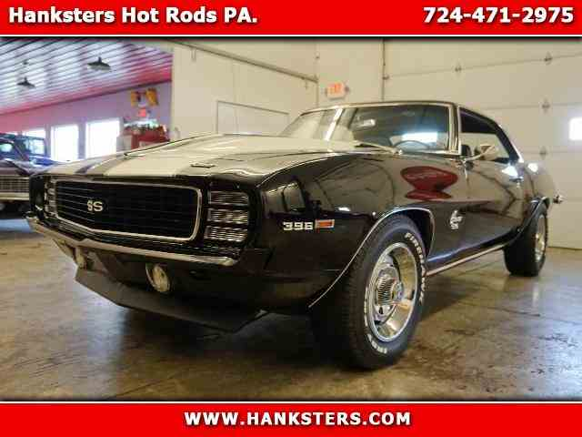 Picture of Classic '69 Chevrolet Camaro located in Pennsylvania Offered by  - NCVS
