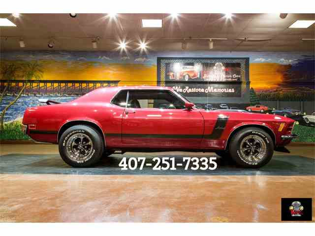 Picture of 1970 Ford Mustang located in Florida - $46,995.00 Offered by  - NCW0