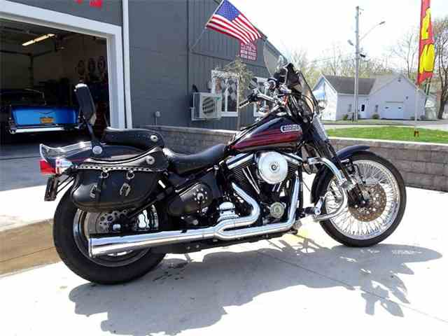 Picture of '95 Motorcycle - NCW5