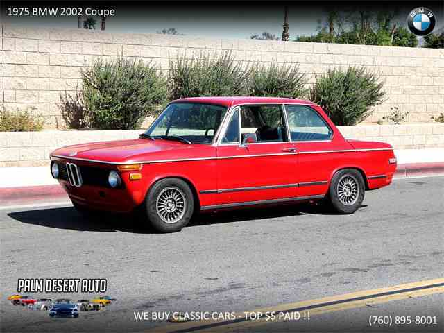 Picture of 1975 BMW 2002 - NCWD