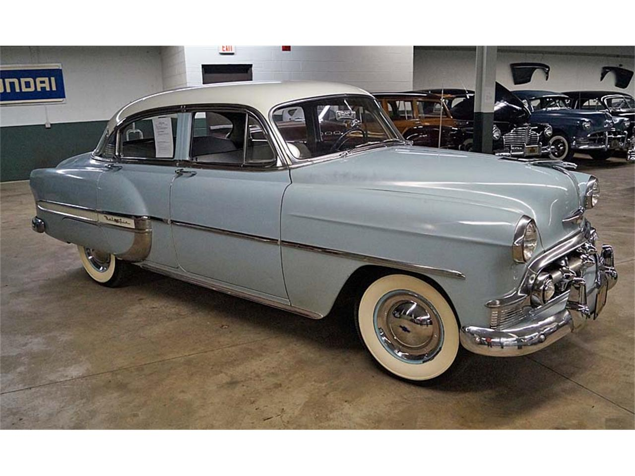 1953 Chevrolet Bel Air For Sale Cc 1080982 Chevy Large Picture Of 53 N63a