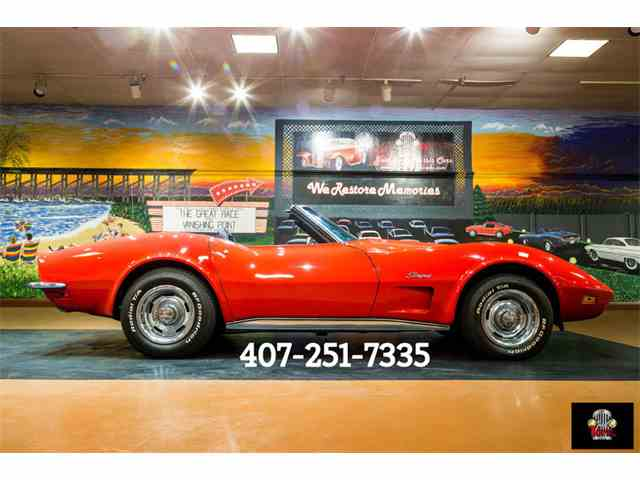Picture of '73 Corvette - NCX1