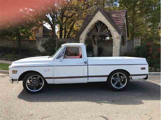Picture of '72 C10 - NCXU