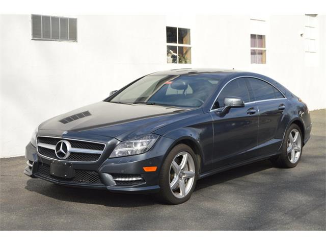 Picture of '14 CLS-Class - NCY2