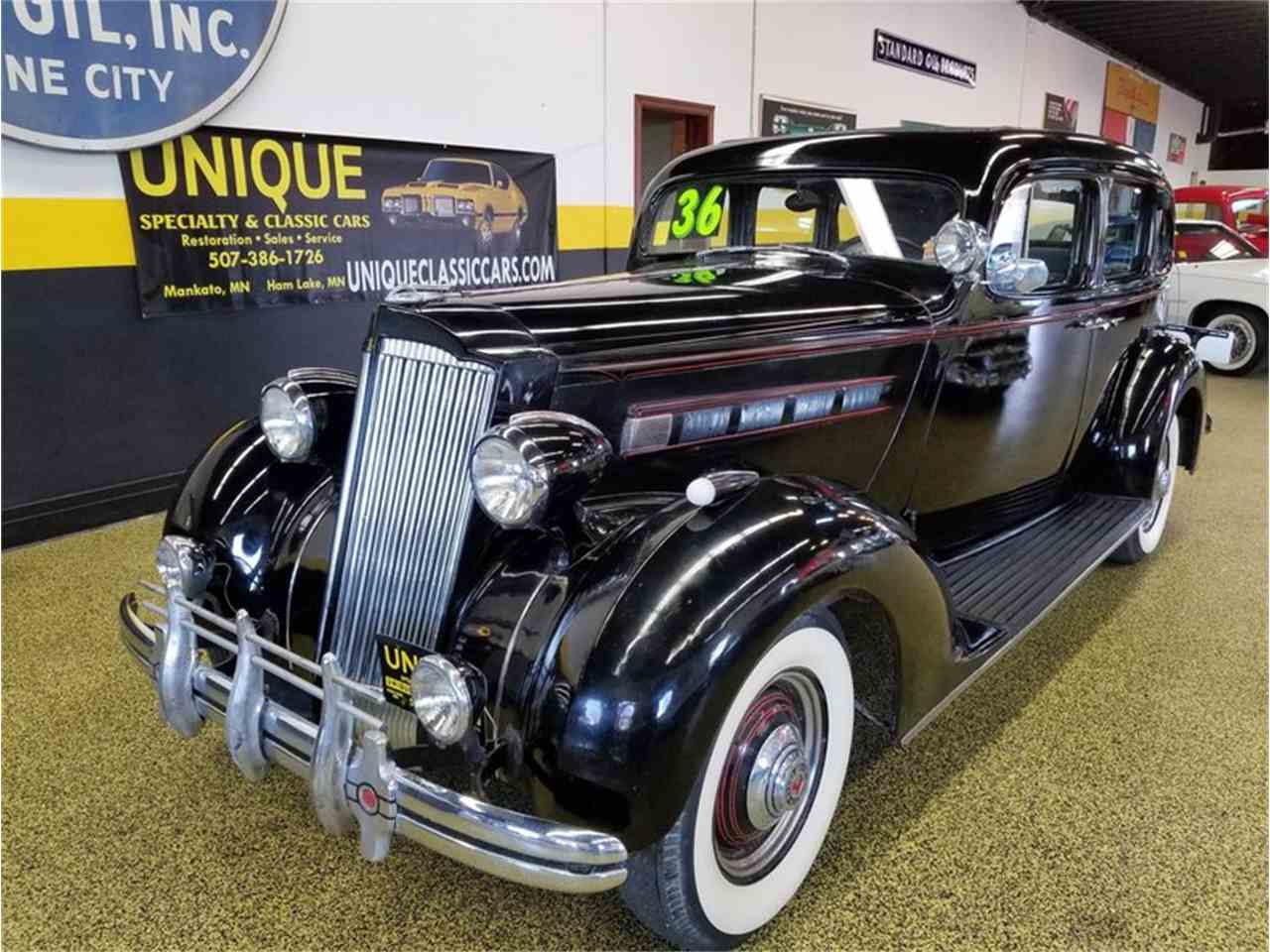 1936 Packard 120 for Sale | ClassicCars.com | CC-1080987