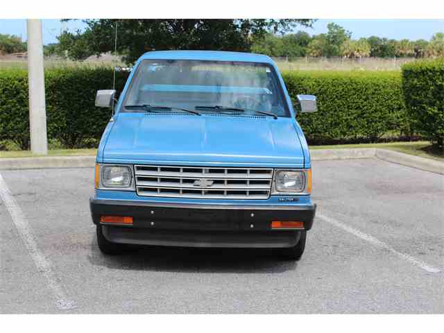 Picture of '85 Chevrolet S10 - $7,700.00 - NCY9