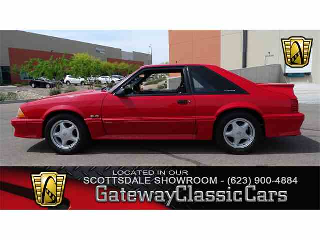 Picture of '93 Mustang - NCYA